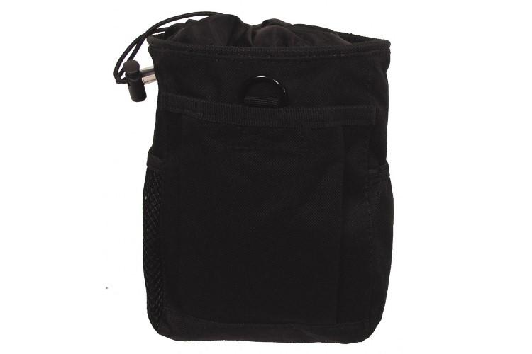 Fundtasche für Metalldetektorfunde (Farbe schwarz)