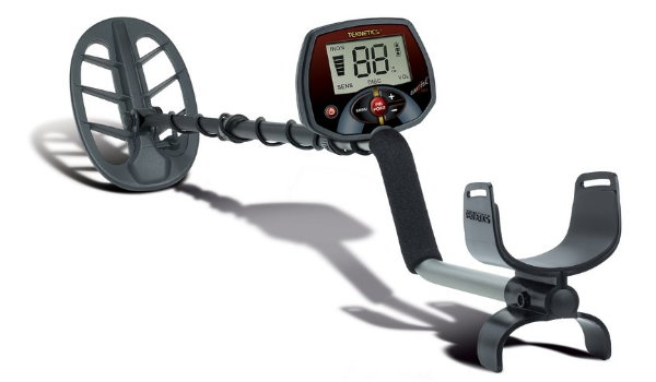Teknetics Eurotek PRO Metalldetektor mit 29cm DD-Spule