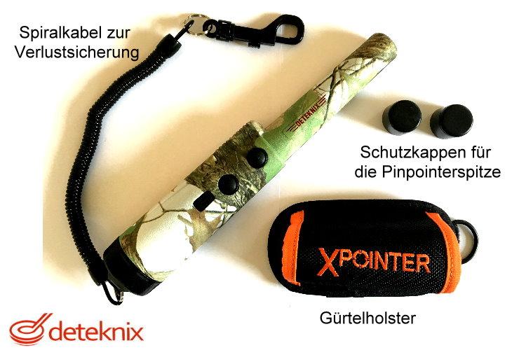 Deteknix Xpointer (Pinpointer)