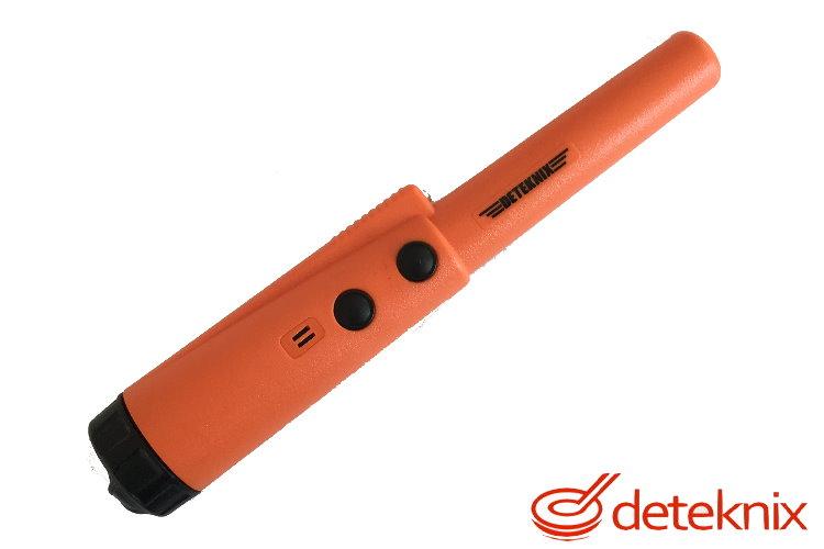 Quest Xpointer Pinpointer orange (neuestes Modell) + Zubehör