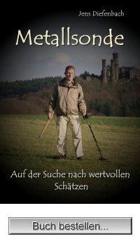 Buch fuer Schatzsucher und Sondengaenger